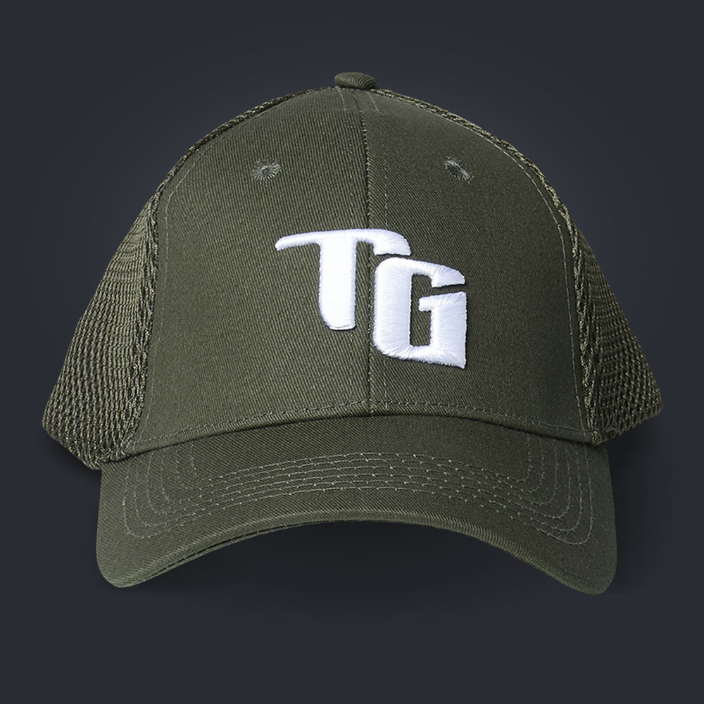Tour Performance Cap Racing Green