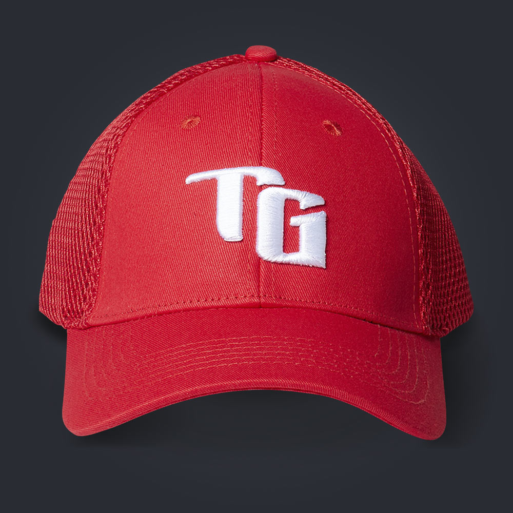 Tour Performance Cap Rot